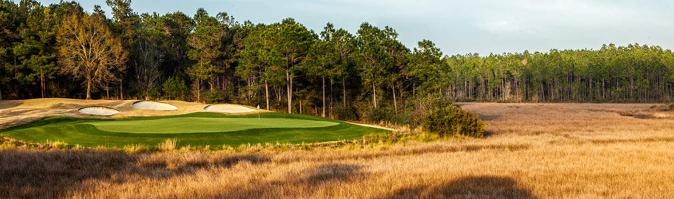 Shell Landing Golf Getaways