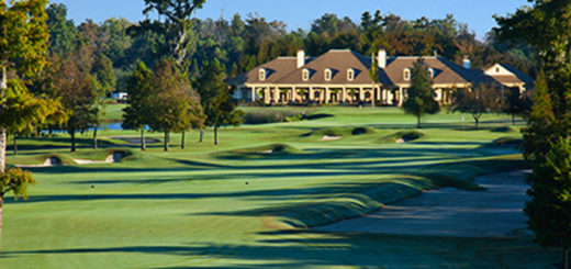 TPC Louisiana Club house - Golf Getaway