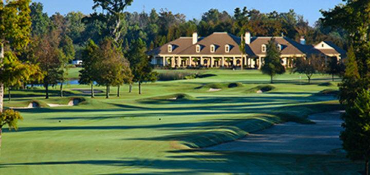TPC Louisiana Club house - Golf Getaway