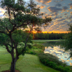 Oaks Dusk Mississippi Gulf Coast Golf Packages