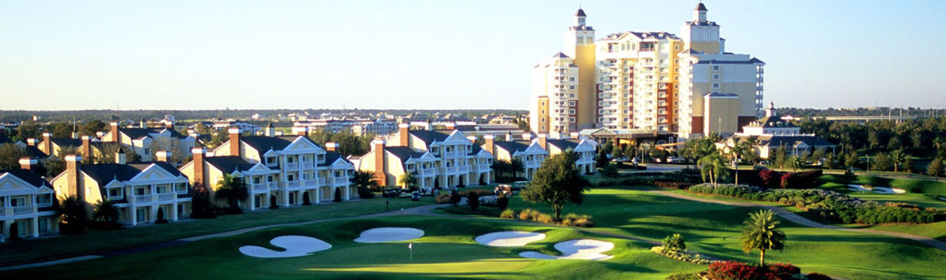 Reunion Resort & Golf Club Golf Packages