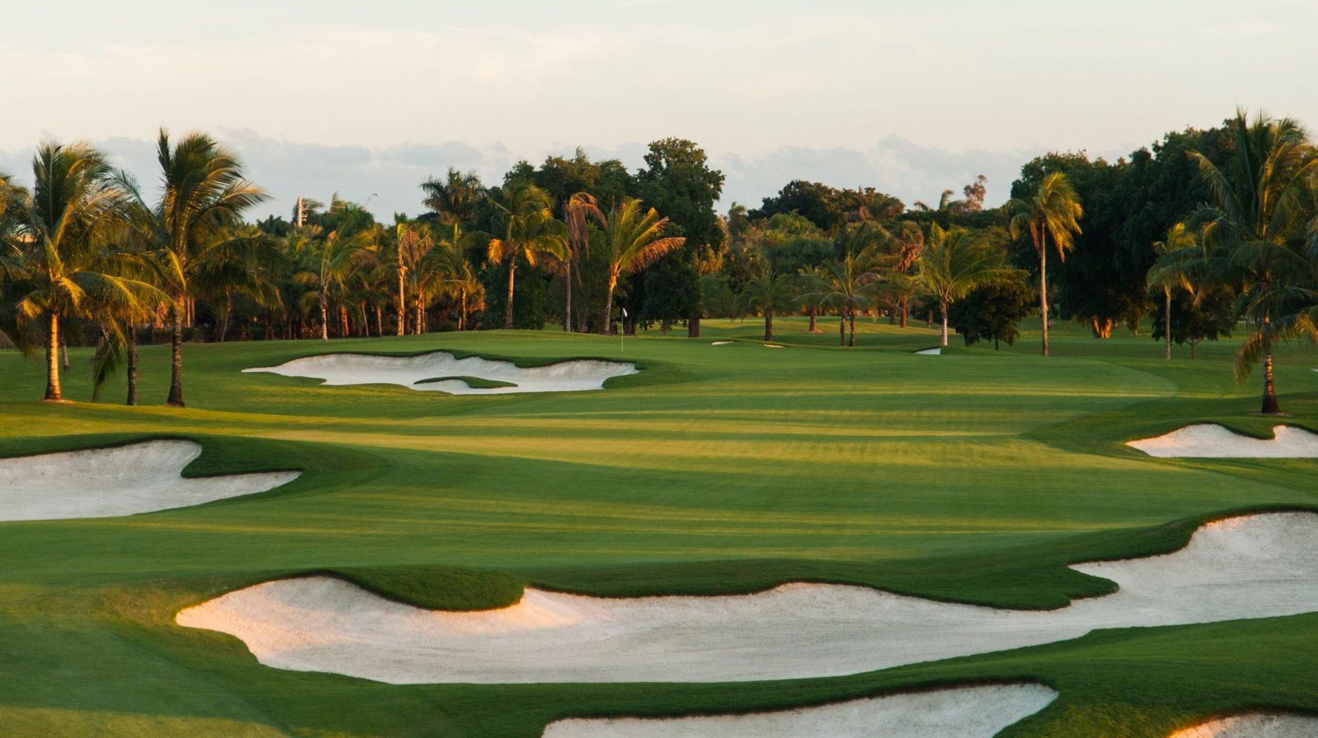 Blue Monster Golf Course Florida Golf Packages