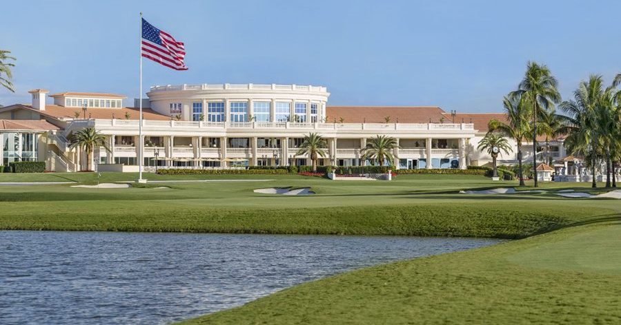 Doral Main Clubhouse Miami Florida Golf Trips
