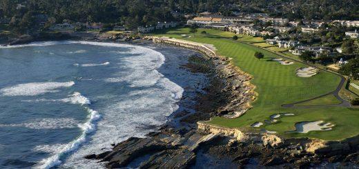 Pebble Beach California Golf Package