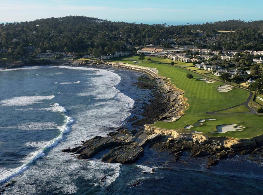Pebble Beach California Golf Package