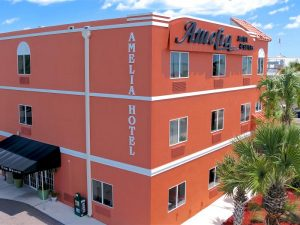 Amelia Hotel at the Beach Golf Package Special