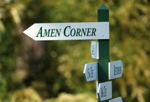 Amen Corner Golf Package