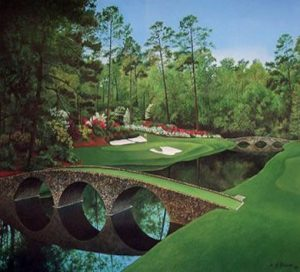 Augusta National Golf Course Package