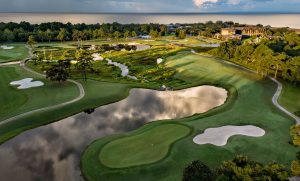 New Orleans to Mobile Bay Golf Package