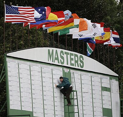 2020 Masters Golf Tournament Packages
