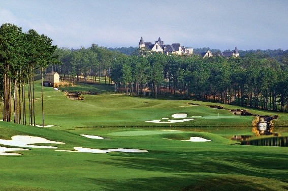 Golf Package Alabama's RTJ Golf Trail